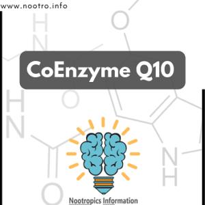 Coenzyme Q10 (CoQ10) 1