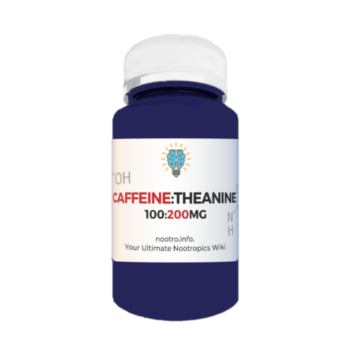 Caffeine Theanine 100 200mmg Dubai Nootropics Information